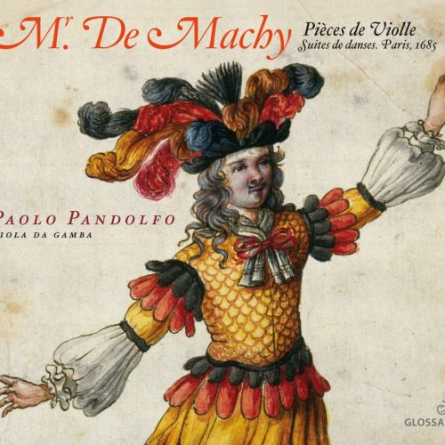 Mr. De Machy: Pieces de Violle