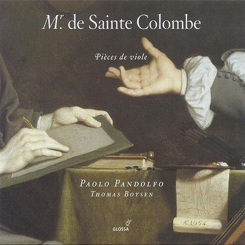 M.de Sainte-Colombe: Pieces De Viole