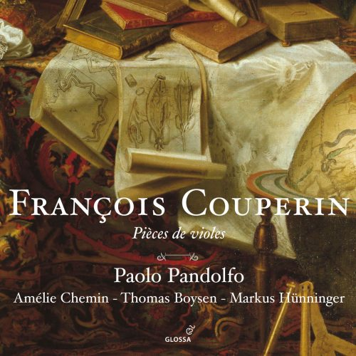 Couperin: Pieces de violes