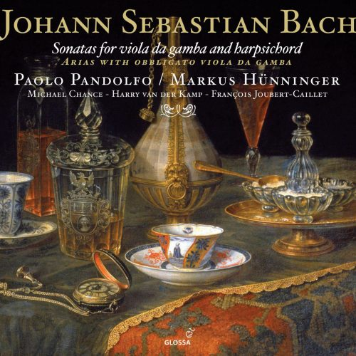 J.S.Bach: Sonatas for Viola da Gamba and Harpsichord