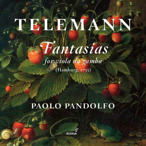 Telemann Fantasias