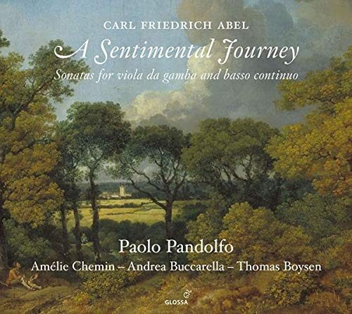C.F.Abel : A Sentimental Journey